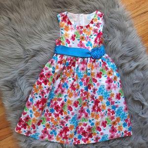 💙2/$20 American Princess Floral Dress